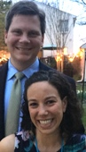 David Birnbaum and Marisa Block