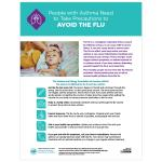 Avoid the Flu Handout (Pack of 10)