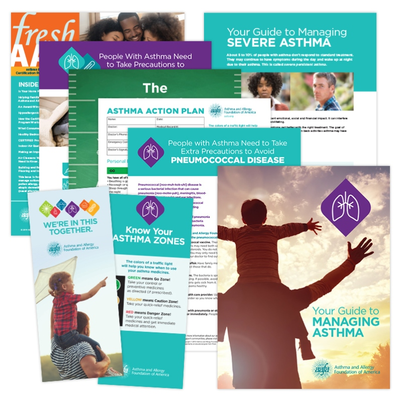 Asthma Health Information Pack