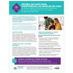 FeNO Tests to Monitor FeNO Levels (Spanish-PDF)