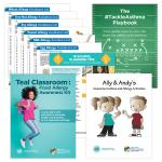 Teal Classroom Resources Pack
