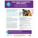 FeNo Tests to Monitor Your Child's FeNo Levels-PDF