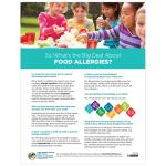 What's the Big Deal About Food Allergies (PDF)