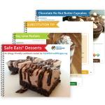 Safe Eats® Desserts Recipe Cookbook