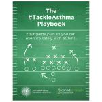 Tackle Asthma Playbooks (Pack of 10)