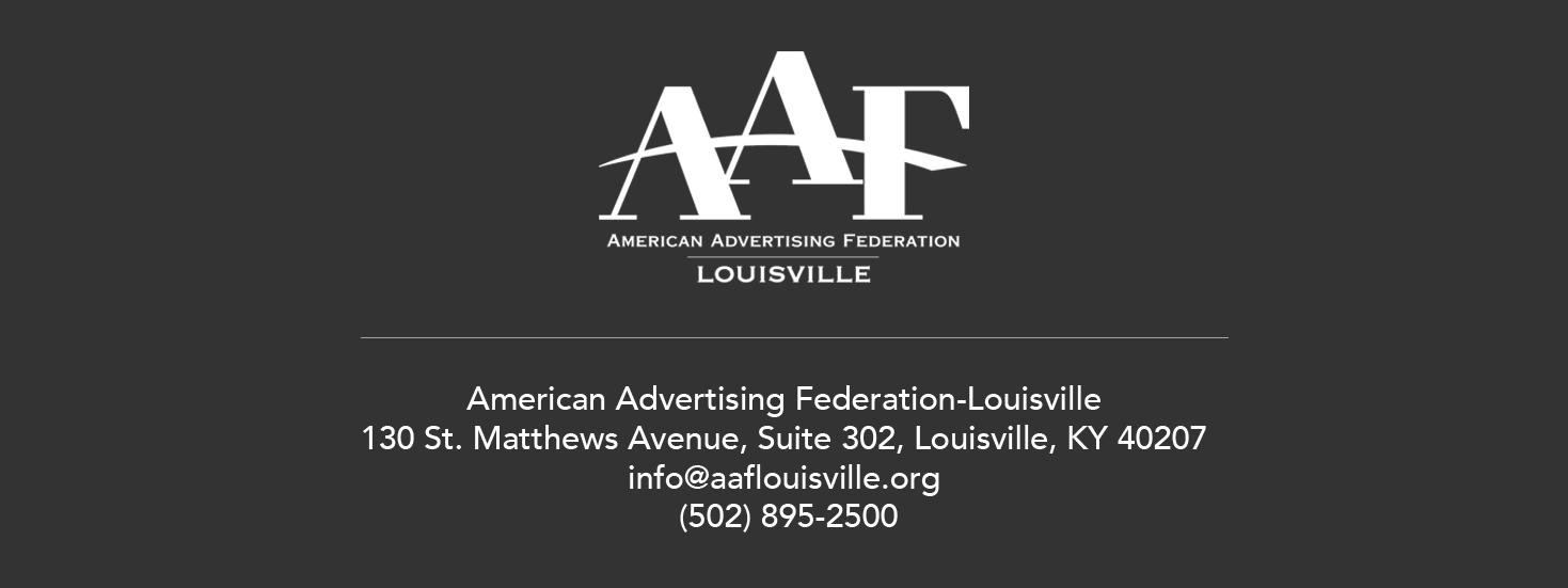 AAF Louisville Club footer