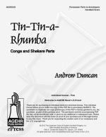 Tin-Tin-a-Rhumba Percussion Parts