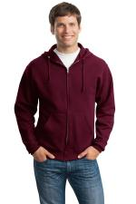 Jerzees Full Zip Sweatshirt
