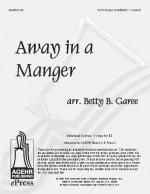 Away in a Manger - Single License