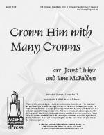 Crown Him with Many Crowns - Full/Organ Score