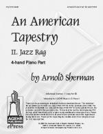 An American Tapestry - Jazz Rag - Piano