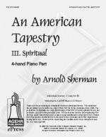 An American Tapestry - Spiritual - Piano