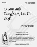 O Sons and Daughters, Let Us Sing! - Single License