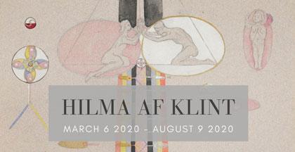 af Klint poster