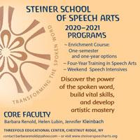 Steiner School of Speech Arts