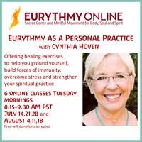 Cynthia Hoven - EurythmyOnline.com