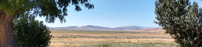 California Trail, August