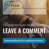 Homeopathy appeal