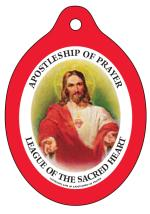 Sacred Heart Badge (100)