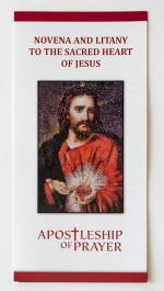 Novena & Litany to the Sacred Heart of Jesus (100)