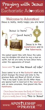 Eucharistic Adoration Guide for Children (100)