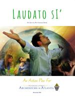 "Laudato Si Action Plan Poster 11""x17"""