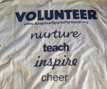 ASPNC 2018 Volunteer Shirt