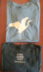 2015 Atlanta Audubon Society T-shirt - Reduced Pri