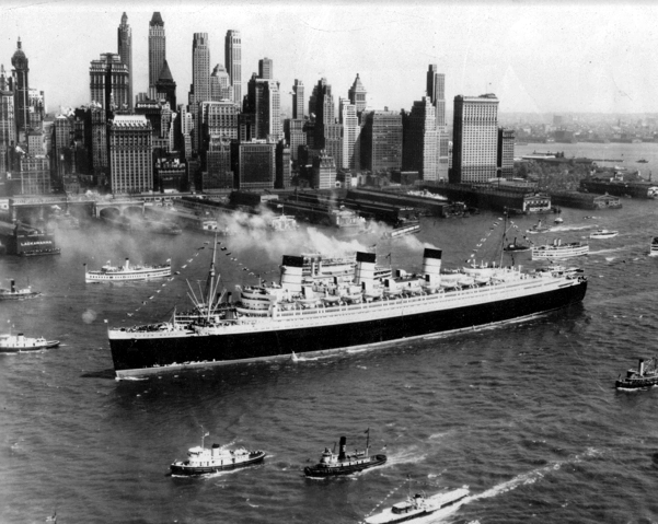 Image result for RMS Queen Mary