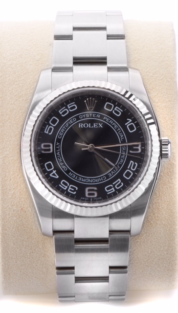 Purchase Tickets for the Rolex Raffle