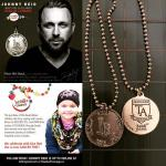 Johnny Reid What Love is All About Bead of Courage