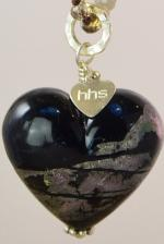 Beads of Courage Signature Heart Necklace SGH22
