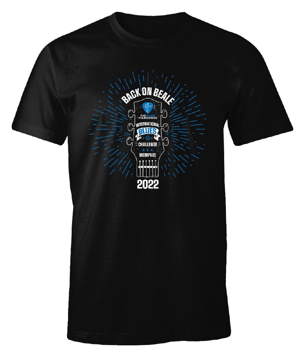 ibc 2022 black t-shirt