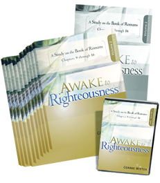 Awake to Righteousness vol 1 Bible study package