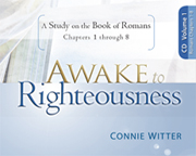 Awake to Righteousness Volume 1 week 4 MP3