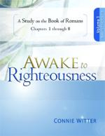 Awake to Righteousness vol 1 Bible study