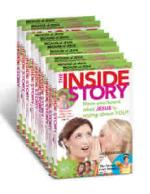 Inside story for Teens 10 pack