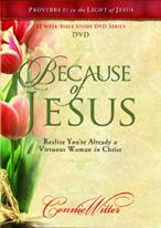 Because of Jesus DVD set