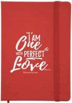 I Am One With Perfect Love Notebook