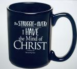 Mind of Christ Plain Mug