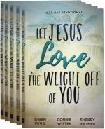 Let Jesus Love The Weight Off Of You Group Package