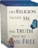 Lies Religion Taught Me Group Package