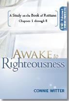 Awake to Righteousness Volume 1 week 2 MP3