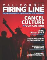CRPA Firing Line (multiple issues available)