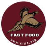 Sticker: Fast Food_pheasant