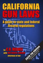 CA Gun Laws 7th Edition (autographed copy)