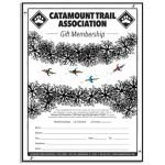 Catamount Trail Association Gift Membership