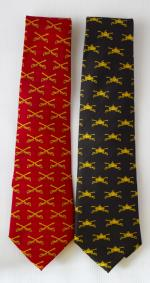 Cavalry and Armor Tie