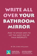 Write All Over Your Bathroom Mirror