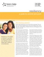 Resiliency: a guide for parents and youth